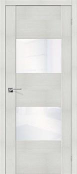Межкомнатная дверь Экошпон VG2 WW - фото 10410