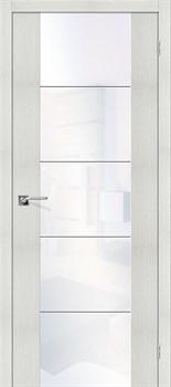 Межкомнатная дверь Экошпон V4 WW - фото 10412