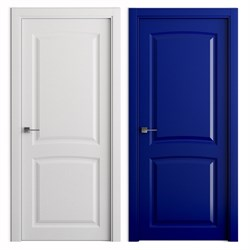 Межкомнатная дверь Эмаль Kolor 2 - фото 10706