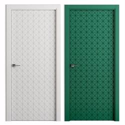 Межкомнатная дверь Эмаль kolor 5 - фото 10715