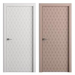 Межкомнатная дверь Эмаль kolor 8 - фото 10725