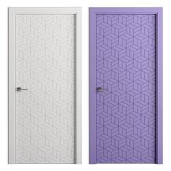 Межкомнатная дверь Эмаль kolor 9 - фото 10728