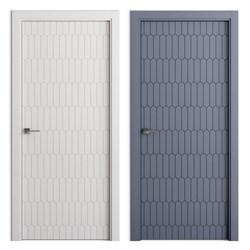 Межкомнатная дверь Эмаль kolor 10 - фото 10731