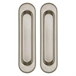 Ручки для раздвижных дверей PUNTO Soft LINE SL-010 SN Матовый никель - фото 10871