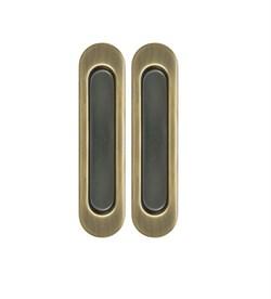 Ручки для раздвижных дверей ARMADILLO SH010-WAB-11 матовая бронза - фото 10923