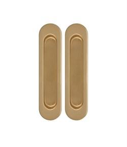 Ручки для раздвижных дверей ARMADILLO SH010-SG-1 Матовое золото - фото 10938