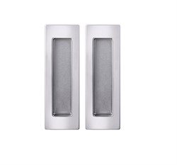 Ручки для раздвижных дверей ARMADILLO SH010 URB СР-8 Хром - фото 10963