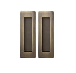 Ручки для раздвижных дверей ARMADILLO SH010 URB АВ-7 Бронза - фото 10975