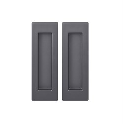 Ручки для раздвижных дверей ARMADILLO SH010 URB BPVD-77 Вороненый никель - фото 11005