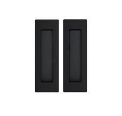 Ручки для раздвижных дверей ARMADILLO SH010 URB BL-26 Черный - фото 11015