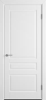 Межкомнатная дверь Эмаль Chelsi 04 глухая - фото 11423