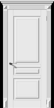 Межкомнатная дверь Эмаль ВЕРСАЛЬ-Н глухая серая - фото 11721