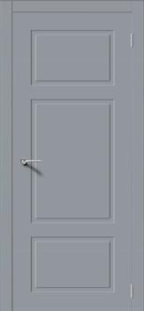 Межкомнатная дверь Эмаль УВЕРТЮРА-Н серая - фото 11748
