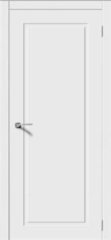 Межкомнатная дверь Эмаль РОНДО-Н серая - фото 11759