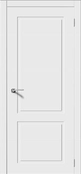 Межкомнатная дверь Эмаль НОКТЮРН-Н глухая серая - фото 11768