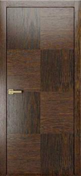Межкомнатная дверь высокая дуб PLAIN 4 размер до 2400 - фото 12166