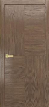 Межкомнатная дверь высокая дуб PLAIN 2 размер до 2400 - фото 12171