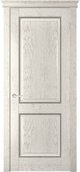 Межкомнатная дверь шпонированная ПРАЙМ глухая размер до 2400 - фото 12354