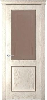 Межкомнатная дверь шпонированная ПРАЙМ со стеклом размер до 2400 - фото 12355