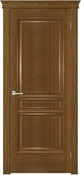 Межкомнатная дверь шпонированная дуб ТРИДОРС размер до 2400 - фото 12356
