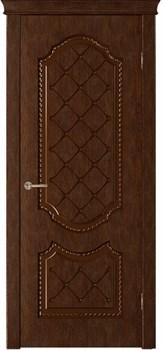Межкомнатная дверь шпон ФЛЕР размер до 2400 - фото 12382
