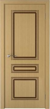 Межкомнатная дверь шпон стандарт СТИЛЬ размер до 2400 - фото 12429