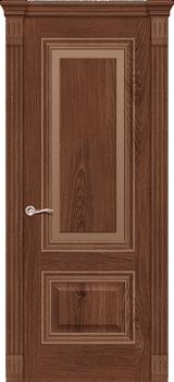 Межкомнатная дверь шпон ЭЛЕГАНС 4 размер до 2400 - фото 12442