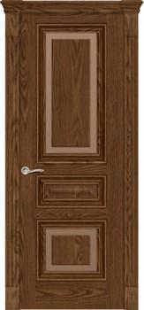 Межкомнатная дверь шпон ЭЛЕГАНС 3 размер до 2400 - фото 12445