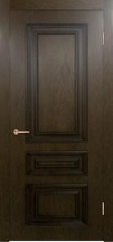 Межкомнатная дверь шпонированная ДУБ ЭЛЕГИЯ размер до 2400 - фото 12454