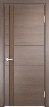 Межкомнатная дверь Экошпон ТУРИН 03 - до 2400 высота - фото 12483