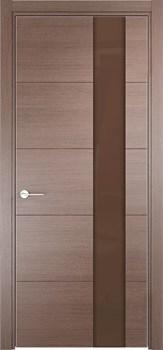 Межкомнатная дверь Экошпон ТУРИН 13 АЛ.КРОМКА - до 2400 высота - фото 12514