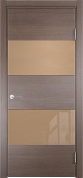 Межкомнатная дверь Экошпон ТУРИН 12 - до 2400 высота - фото 12539