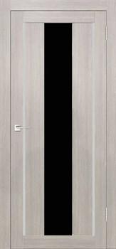 Межкомнатная дверь Экошпон Y-2 со стеклом - до 2400 высота - фото 12805