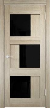 Межкомнатная дверь Экошпон БАДЕН 10 ДО (ЛАКОБЕЛЬ) - до 2400 высота - фото 12956