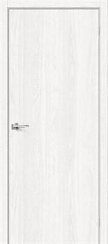 Межкомнатная дверь Браво-0 White Dreamline - до 2400 высота - фото 12994