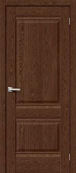 Межкомнатная дверь Экошпон Прима-2 Brown Dreamline - до 2400 высота - фото 13001