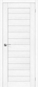 Межкомнатная дверь Экошпон Порта-21 - до 2400 высота - фото 13004