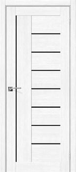 Межкомнатная дверь Экошпон Порта-29 Black Star - до 2400 высота - фото 13070