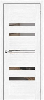Межкомнатная дверь Экошпон Порта-30 Mirox Grey - до 2400 высота - фото 13079