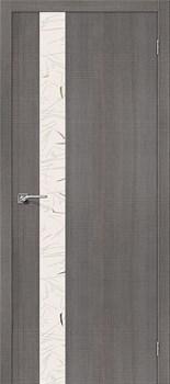 Межкомнатная дверь Экошпон Порта-51 SA - до 2400 высота - фото 13111