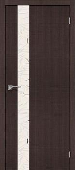 Межкомнатная дверь Экошпон Порта-51 SA - до 2400 высота - фото 13112