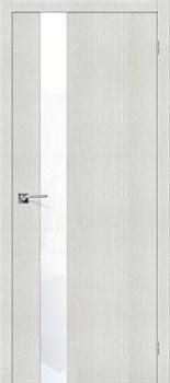 Межкомнатная дверь Экошпон Порта-51 WW - до 2400 высота - фото 13113