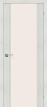 Межкомнатная дверь Экошпон Порта-13 Magic Fog - до 2400 высота - фото 13118