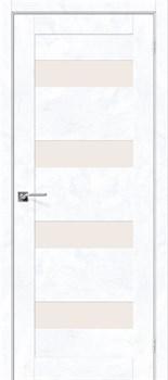 Межкомнатная дверь Экошпон Легно-23 Magic Fog - до 2400 высота - фото 13151