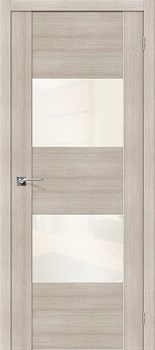 Межкомнатная дверь Экошпон VG2 WР - до 2400 высота - фото 13248