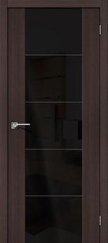 Межкомнатная дверь Экошпон V4 BS - до 2400 высота - фото 13253
