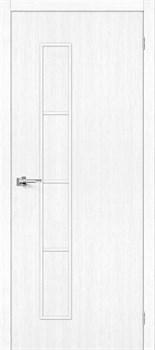 Межкомнатная дверь Экошпон Тренд-3 - до 2400 высота - фото 13259