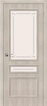 Межкомнатная дверь Экошпон Симпл-15.2 - до 2400 высота - фото 13277