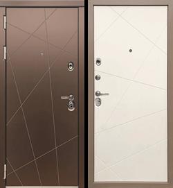 Входная металлическая дверь в квартиру МД-50 - со звукоизоляцией - фото 13287