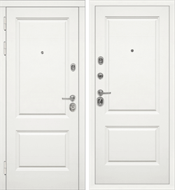Входная металлическая дверь в квартиру МД-44 - со звукоизоляцией - фото 13317